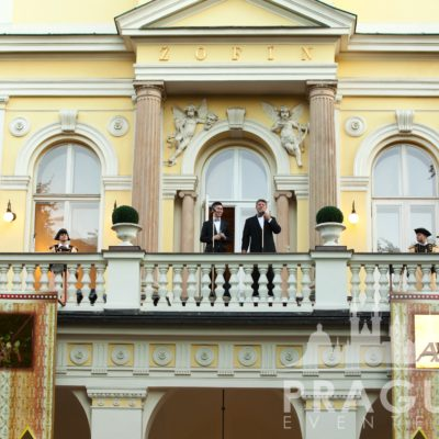 Corporate Prague Events - Zofin Palace 9