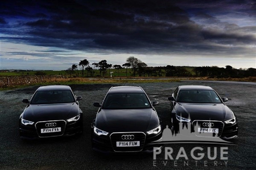 Event Transportation Prague - Sedans & Private Chauffer's 1