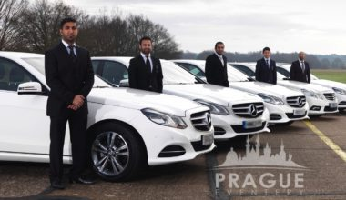 Event Transportation Prague - Executive Sedans 2