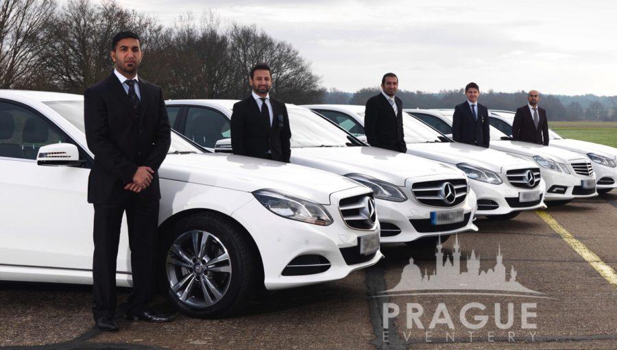 Event Transportation Prague - Sedans & Private Chauffer's 2