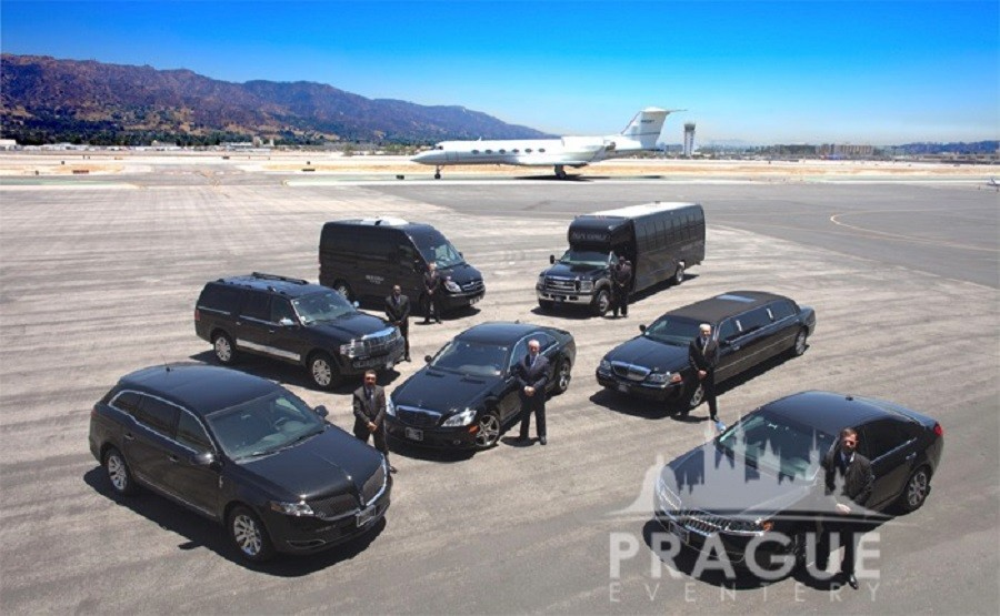 Event Transportation Prague - Sedans & Private Chauffer's 3