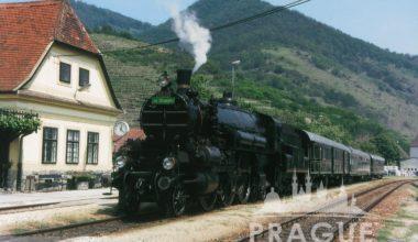 Group Train Prague - Imperial Trains 1