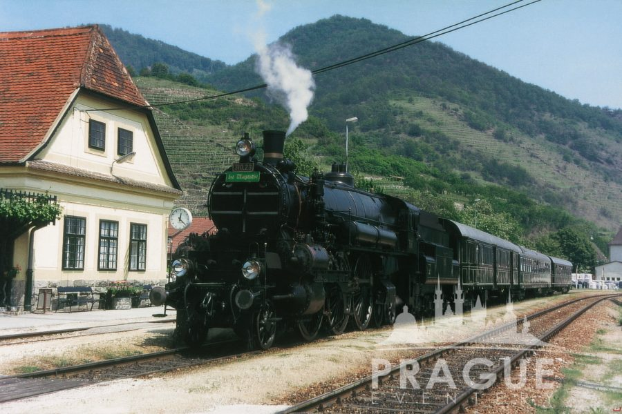 Group Train Prague - Imperial Trains 1