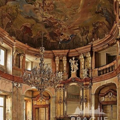 Czech Event Venue - Dobris Castle 3