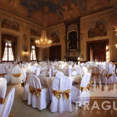 Czech Event Venue - Dobris Castle 4