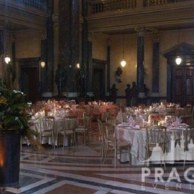 Exclusive venue in Prague - Prague National Museum 10