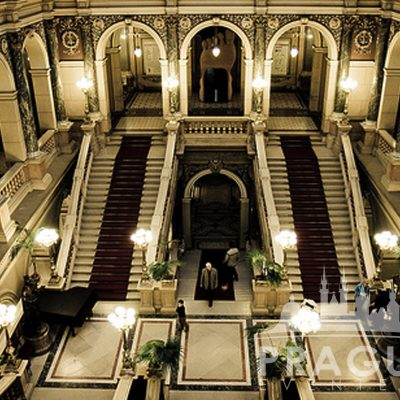 Exclusive Prague Venue - Prague National Museum 4