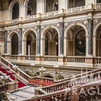 Exclusive venue in Prague - Prague National Museum 5
