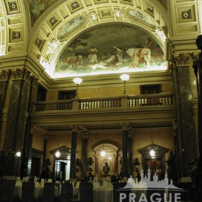 Exclusive venue in Prague - Prague National Museum 7