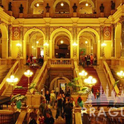 Exclusive venue in Prague - Prague National Museum 8