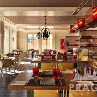 Five star hotels in Prague - Four Seasons Hotel Prague 2