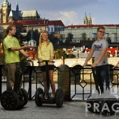 Fun Group Tour Prague - Segway Tour 2