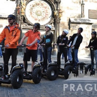 Fun Group Tour Prague - Segway Tour 6