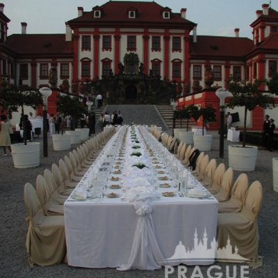 Venue Prague - Troja Chateau 9