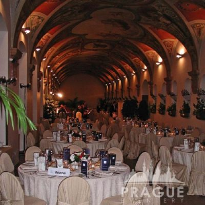 Venue Prague - Troja Chateau 11