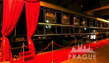 Group Train Prague - Imperial Trains 3
