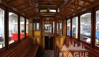 Historical Prague Trams 2