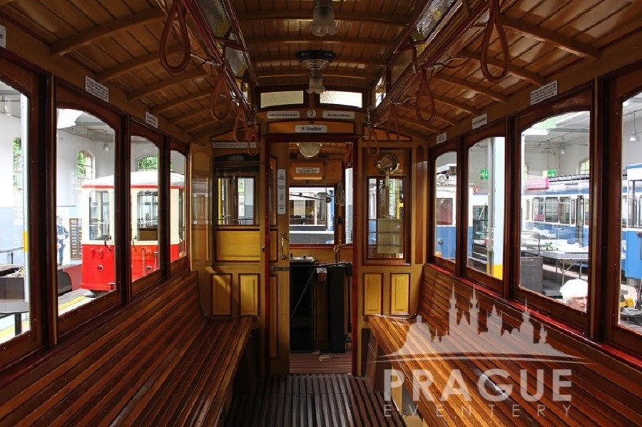 Historical Prague Trams 2