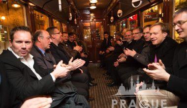 Historical Prague Trams 3