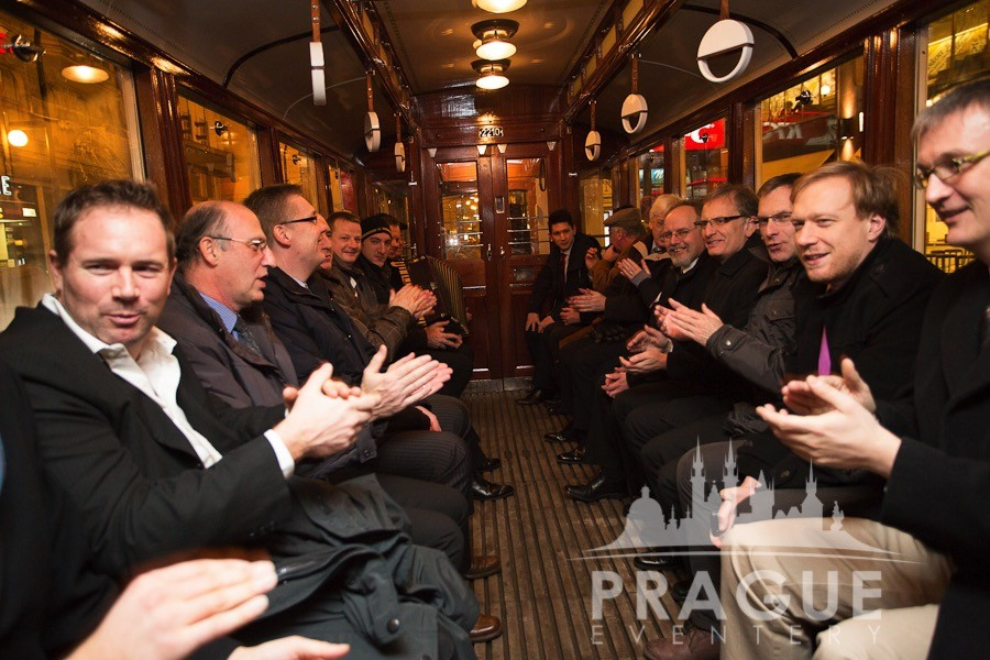 Historical Prague Trams 3