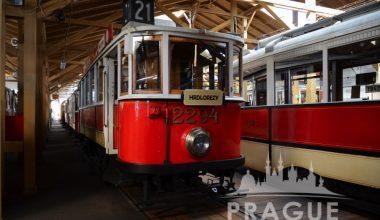 Historical Prague Trams 5