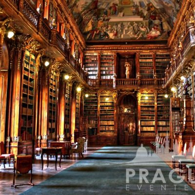 VIP Prague Tour - Strahov Monastery 1