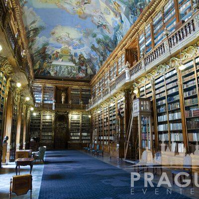VIP Prague Tour - Strahov Monastery 5