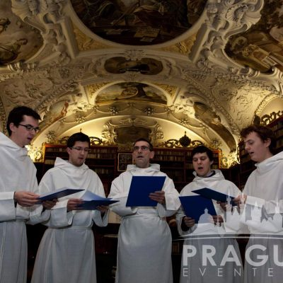 Unique Prague Venues for Hire - Strahov Monastery 10