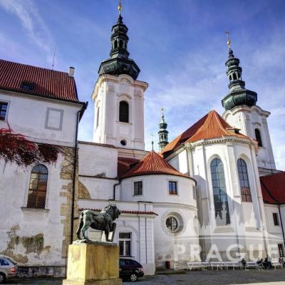 Unique Prague Venues for Hire - Strahov Monastery 2