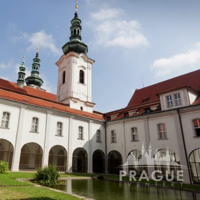 Unique Prague Venues for Hire - Strahov Monastery 3