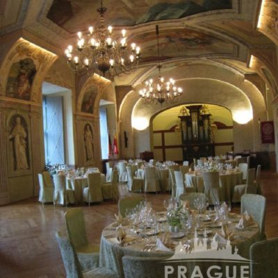 Unique Prague Venues for Hire - Strahov Monastery 4