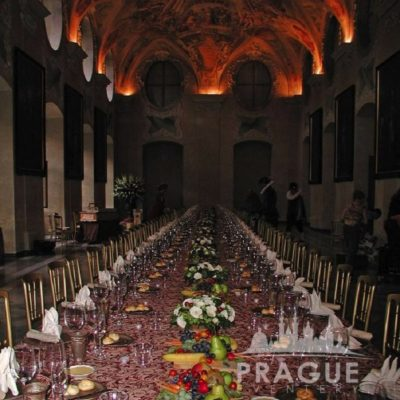 Unique Prague Venues for Hire - Strahov Monastery 6