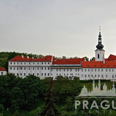 Unique Prague Venues for Hire - Strahov Monastery 7