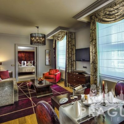 Luxury Group Hotel Prague - The Mark Hotel 6