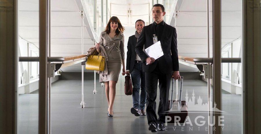 Meet and Greet - Prague Airport 2
