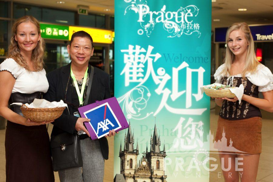 Meet and Greet - Prague Airport 4