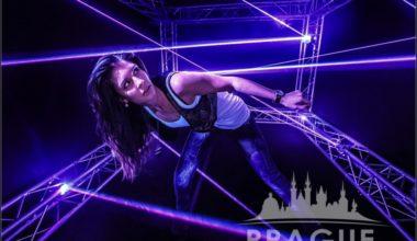 Prague Special Effects - Laser Net 1