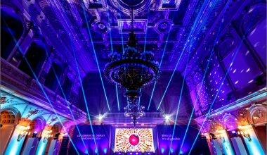 Prague Event Lighting - PAR Can Lights 1