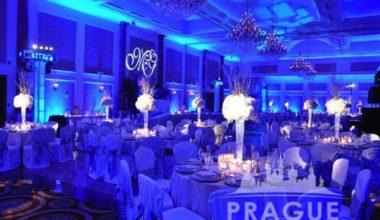 Prague Event Lighting - Pin Lights 2