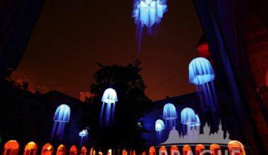Prague Meeting AV - Inflatable Lighting 1