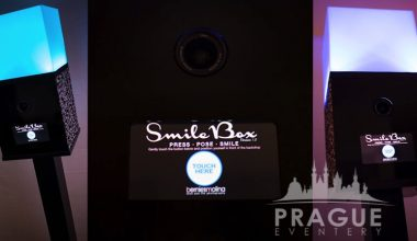 Prague Corporate Event Planner - Party Photo Booth 2
