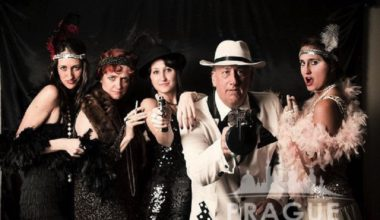 Prague Corporate Event Planner - Party Photo Booth 3