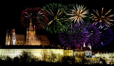 Prague Event - Fireworks 1