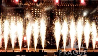 Prague Event - Fireworks 5