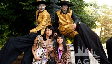 Prague Events - Living Statues 2