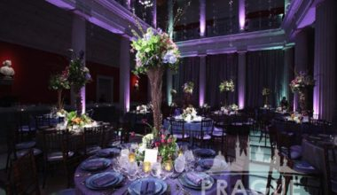 Prague Event Design - Flower Centerpieces 3