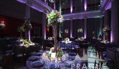 Prague Event Design - Flower Centerpieces 3