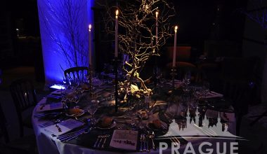 Prague Event Design - Flower Centerpieces 6