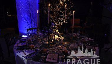 Prague Event Design - Flower Centerpieces 6
