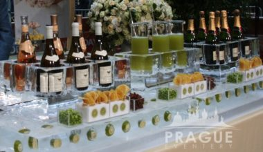 Prague event organizer - Catering 1